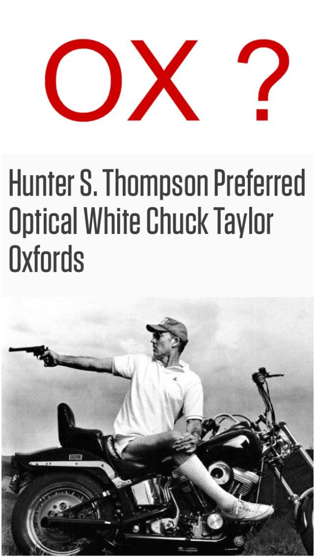 CHUCK 70 OX