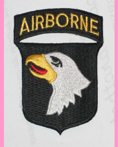 101st Airborne Division Shoulder Sleeve Insignia (The Screaming Eagle )