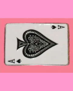 Ace of Spade Buckle