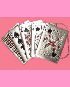 Cards Buckle