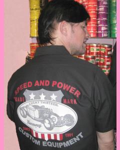 Custom Equipment Work Shirt