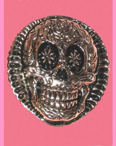Day of the dead Buckle