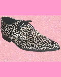 Leopard Winkle-Pickers