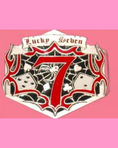 Lucky 7 Buckle