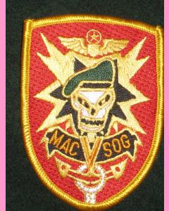 MAG V SOG Patch