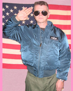 Navy CWU-45 Flight Jacket