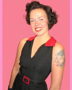 Norma Jean Swing Dress