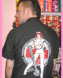 Nurse Ratchet Work Shirt