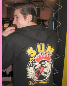 Sun Records Rooster Hood