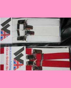 White Braces