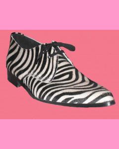Zebra Winkle-Pickers