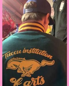 Tuccu Baseball jacket