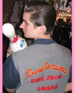 Bowl-A-Rama Bowling Shirt