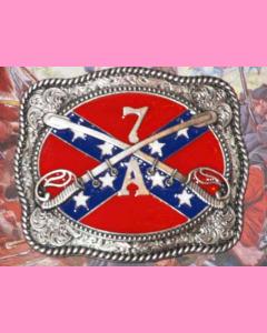 Confederate Cavalry Buckle