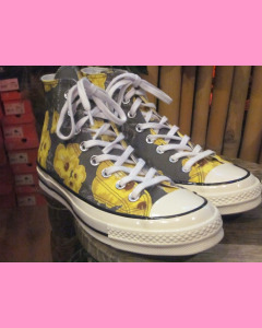 Field Surplus Yellow Flowers Converse 70´s All Star Hi