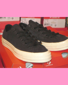 Enamel Black Converse 70`s All Star Ox