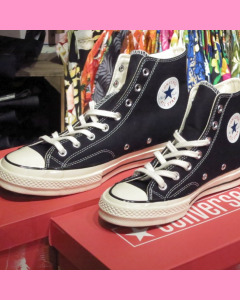 Black 70´s All Star Hi Converse