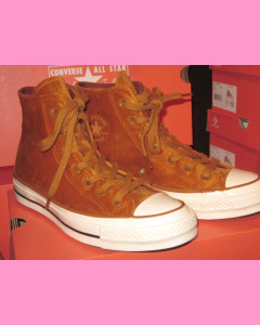 Burnt Sienna 70´s Chuck Taylor All Star Hi Converse