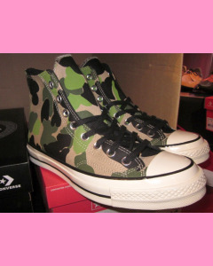 Camoflauge Converse 70´s All Star Hi Chucks
