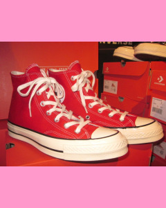 Enamel Red 70´s All Star Hi Converse