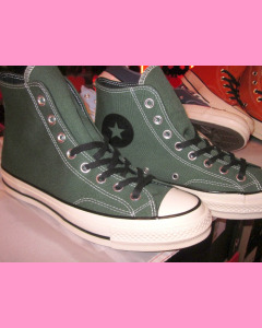 Fir Green Converse 70´s All Star Hi