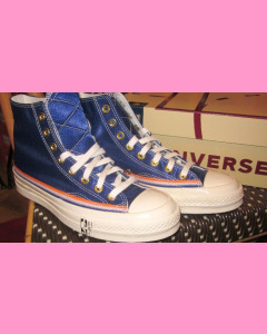 Rush Blue Nat Clifton Converse 70´s All Star Hi Chucks