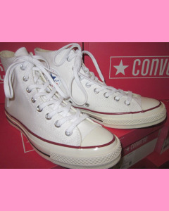 White Converse 70´s All Star Hi