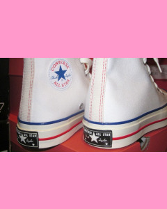 Optical White Converse 70´s All Star Hi