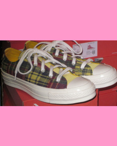 Plaid Converse 70´s All Star Ox