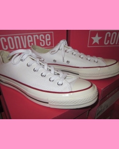White Converse 70´s All Star Ox