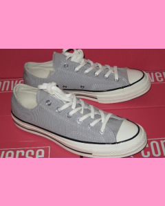 Wild Dove Grey Converse 70`s All Star Ox