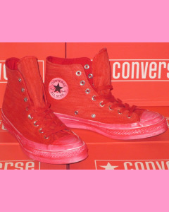 Gym Red 70´s All Star Hi Converse