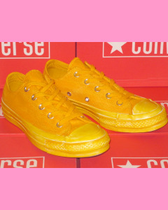 Dark Yellow 70´s All Star Ox Converse