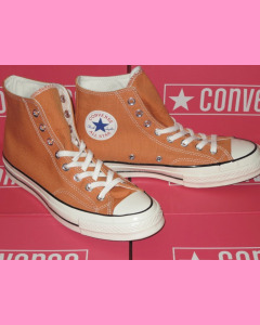 Burt Orange Converse 70´s All Star Sneakers