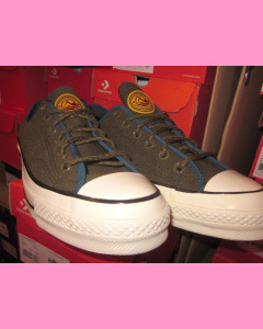 Olive Surplus 70´s Mountain Club Ox Converse