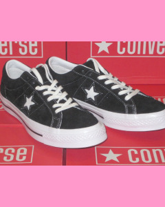 Black 70´s One Star Converse