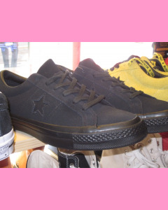 All Black 70´s One Star Converse