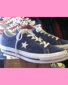 Navy Converse 70´s One Star