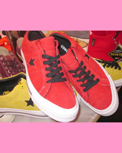 Enamel Red 70´s One Star Converse