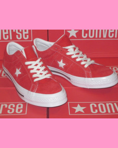 Red 70´s One Star Converse