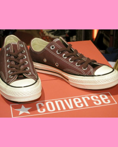 Dark Sangria 70´s All Star Ox Converse