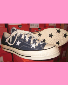 Star Decorated 70´s All Star Ox Converse