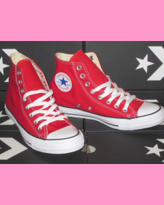 Red 90´s Evergreen All Stars Converse