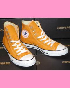 Orange Ray Converse All Star Hi