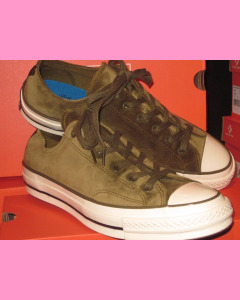 Surplus Olive 70´s All Star Ox Converse