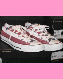 Converse All Star Ox  Stars and Bars