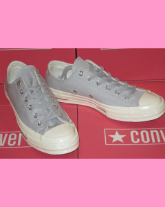 Wolf Grey Converse 70´s Chuck Taylor All Star Ox