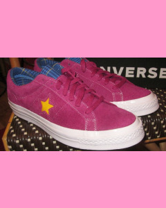 Purple Converse 70´s One Star
