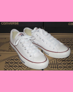 Optical White Converse All Star Ox
