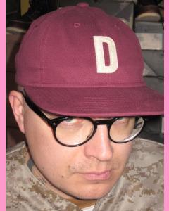 Maroon Dickies Clarksburg Baseball Cap